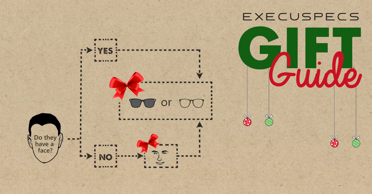 TO BUY: Execuspecs Gift Guide for the festive season!