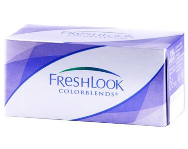 Freshlook ColourBlends PLANO