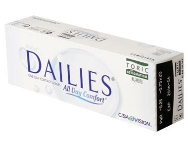 Dailies Toric All Day Comfort