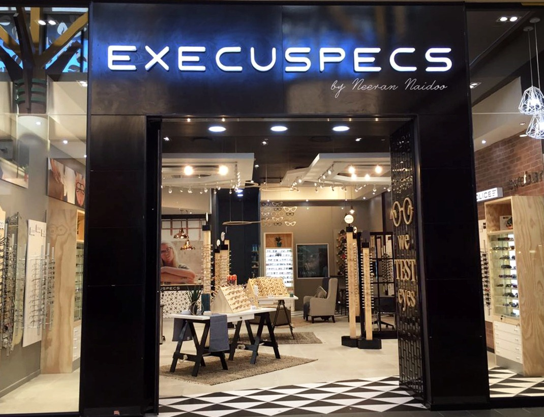 Execuspecs - Gateway