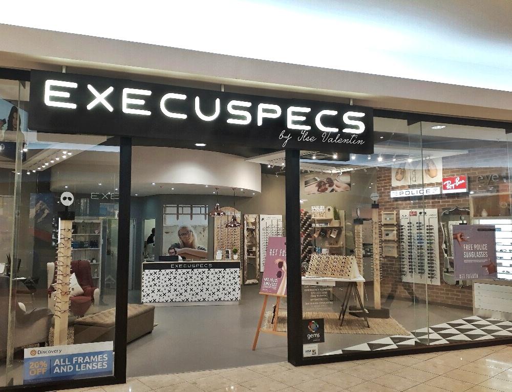 Execuspecs - Cape Gate