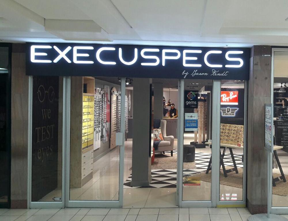 Execuspecs Bloemfontein