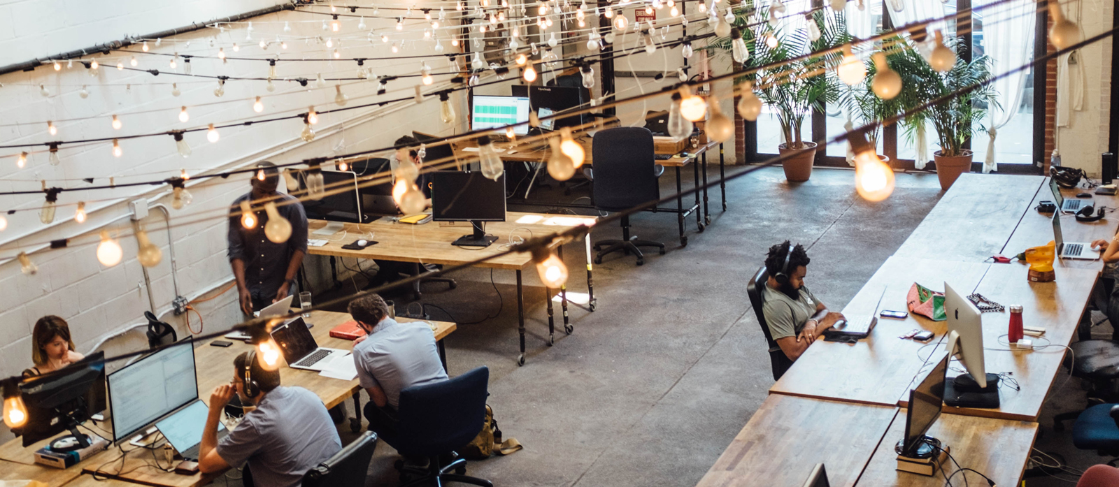 Trendy Co-Working Spaces | Trends