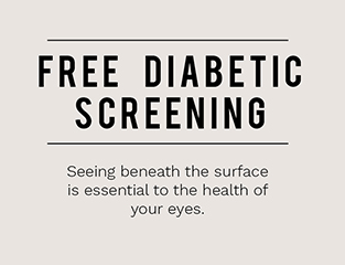 Free Diabetic Screening