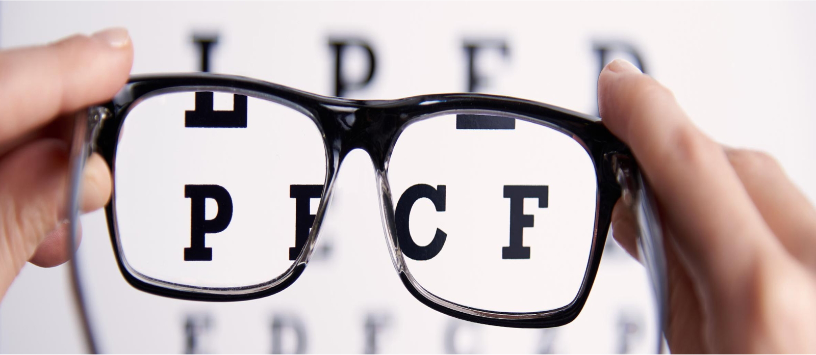 The importance of an eye test
