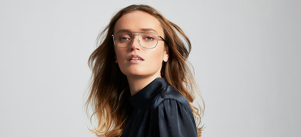 Which frame silhouettes suit your style