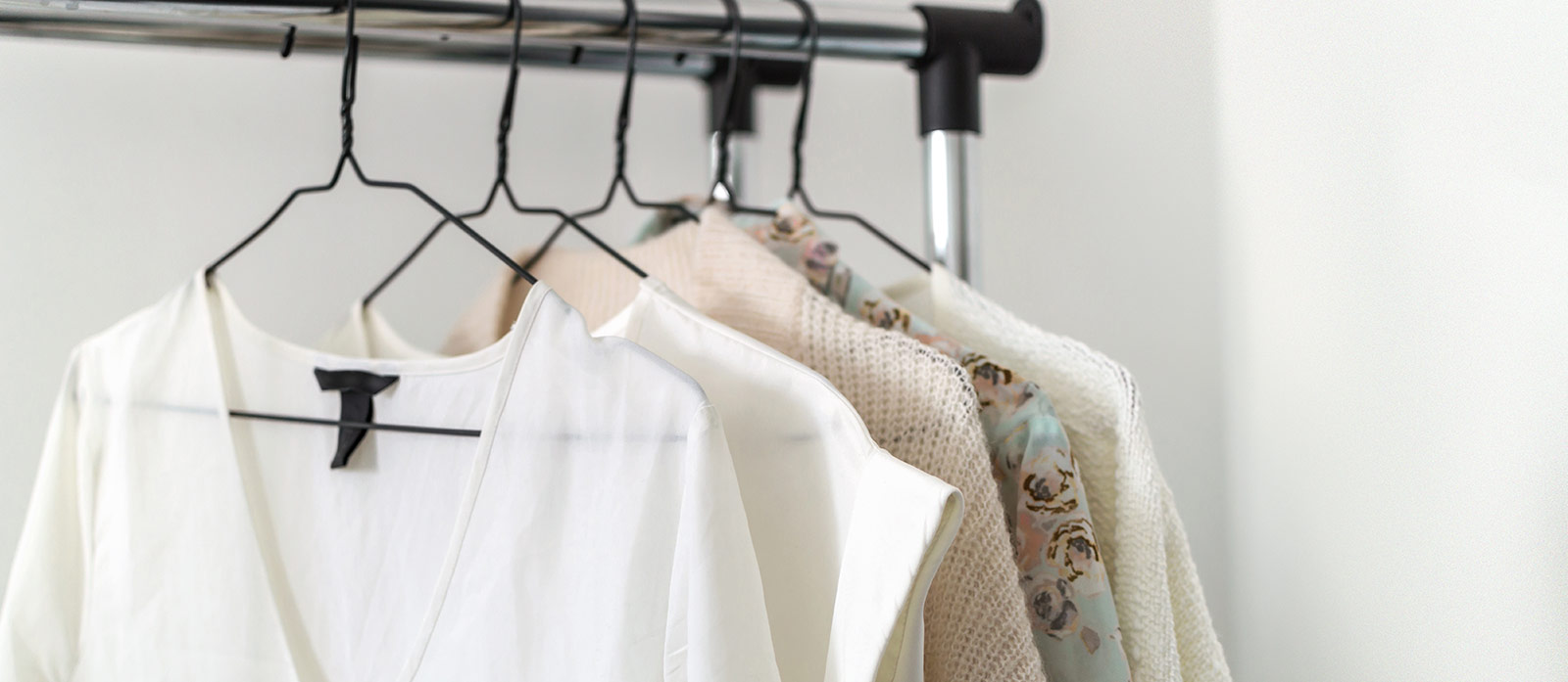 How to build your very own capsule wardrobe in 5 easy steps